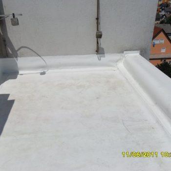 Sanacija hidroizolacije ravnog krova